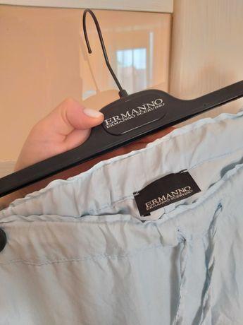 Шёлковые брюки Ermanno Scervino