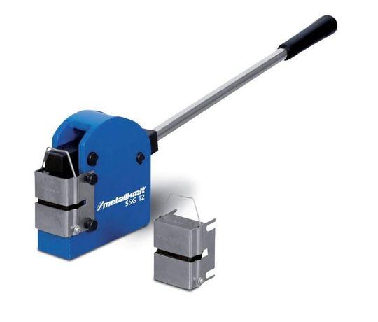 Máquina de Comprimir e Esticar chapa até 1,2 mm