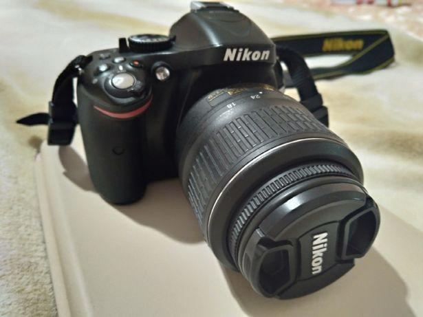 Віддам nikon d5200 + nikkor 18-55mm + nd фільтр