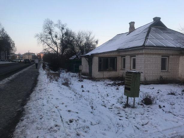"""Част. Будинку(72,3 м²), 3кім., Переяслав, площа """"Леніна"""", без ремонту."""