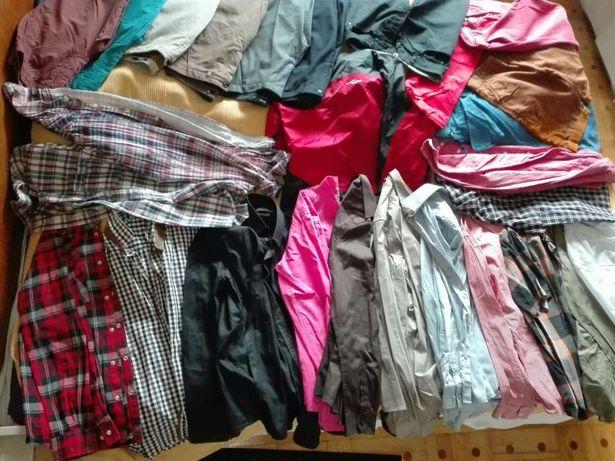 Ubrania męskie spodnie,koszulki