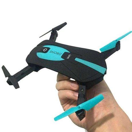 Квадрокоптер-дрон, карманный