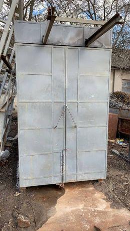 Печь для запекания порошкового окраса СКИДКА до 3.04