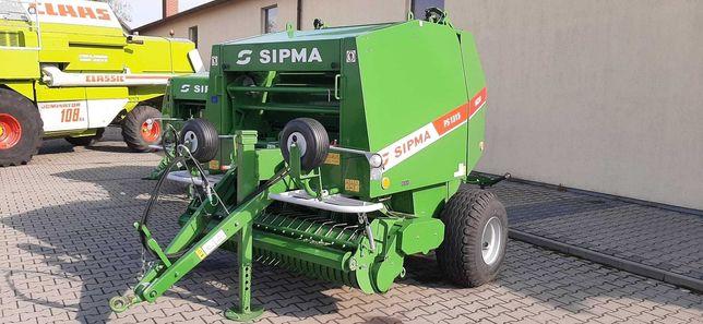 Prasa zwijająca ( rolująca) z Rotorem Nożami PS 1315 HUZAR firmy SIPMA