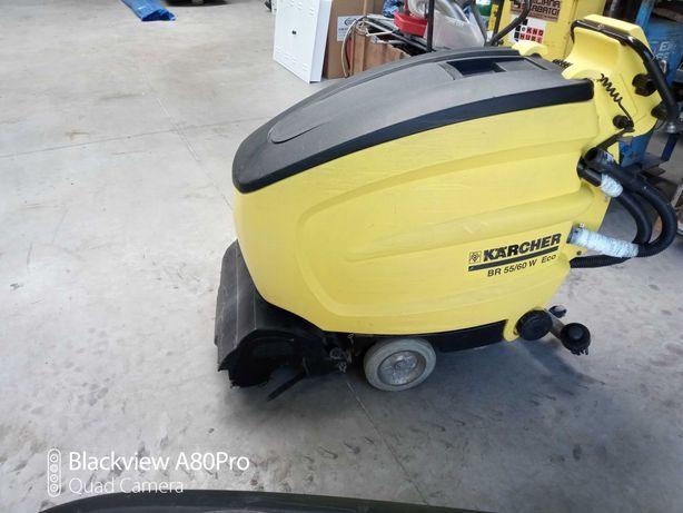 Lavadora e aspiradora de pavimentos Karcher BR 55/60 W Eco