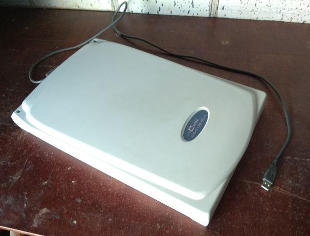 Продам сканер MUSTEK 1200 UB Plus