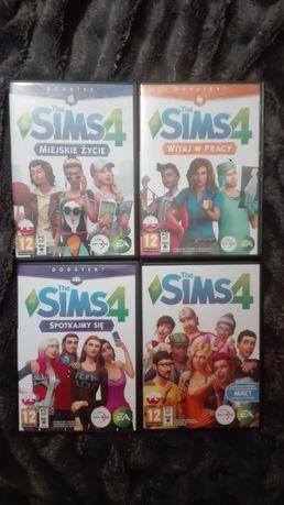 The sims 4 + 3dodatki