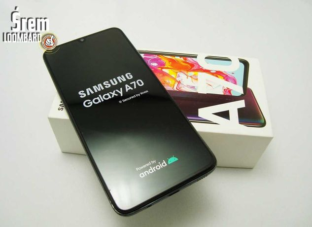 Telefon Samsung Galaxy A70, komplet! Db stan!