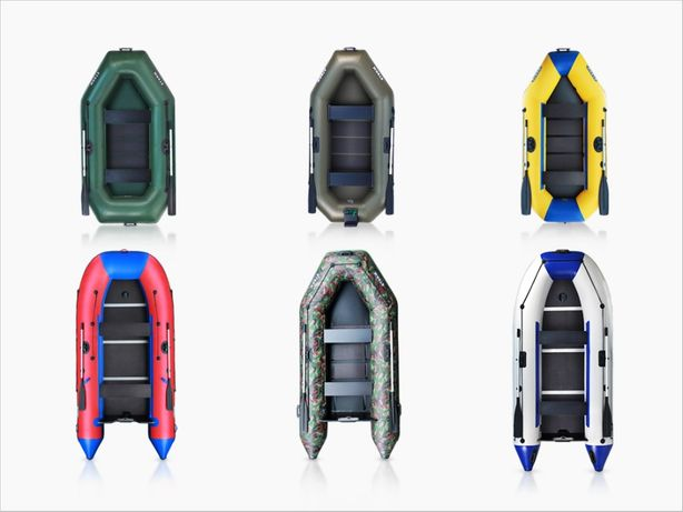 Лодка Aqua-Storm BARK