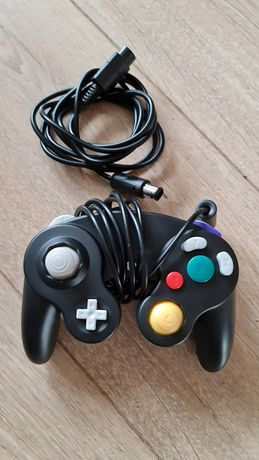 GameCube pad zamiennik + przedłużacz