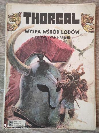 Thorgal 4 kultowe komiksy