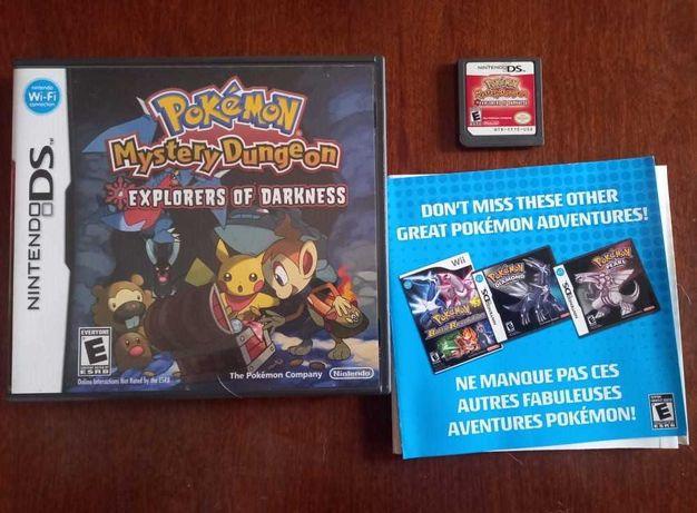 Pokemon Mystery Dungeon Explorers Of Darkness | Nintendo DS/3DS