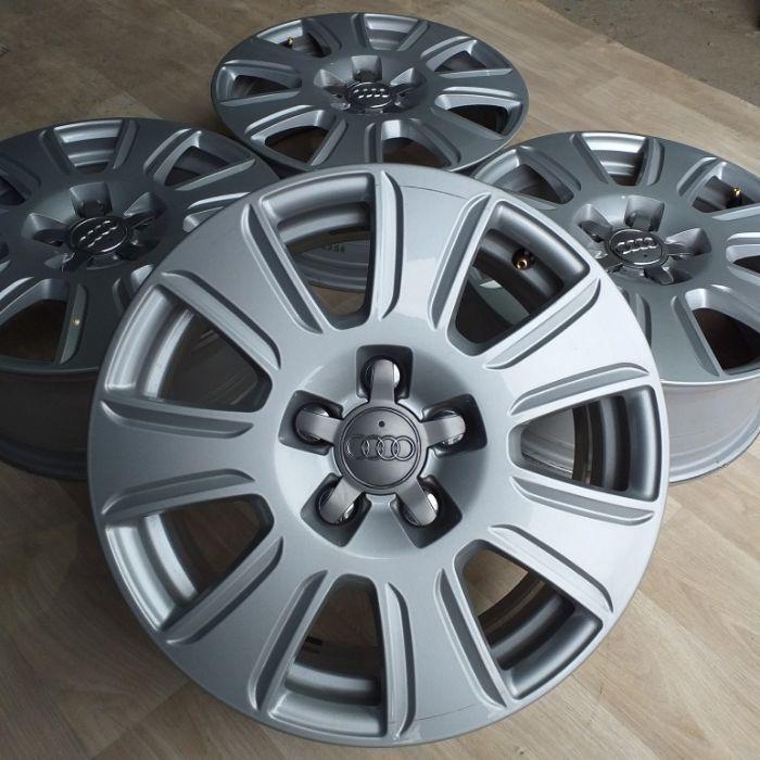 диски ковані Audi R16 5x112 A6 A4 Q3 Seat Alhambra VW Tiguan Passat B7 Львів - зображення 1