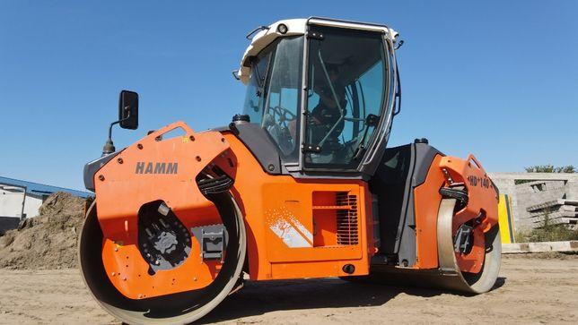 Дорожный каток HAMM HD+ 140 VV (2012 - года)