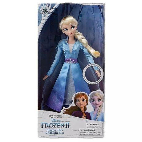 Эльза Frozen поющая кукла DisneyСкидка!