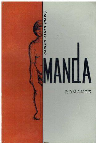 7286   Manda (Romance Colonial) por Carlos Alves (Cave)
