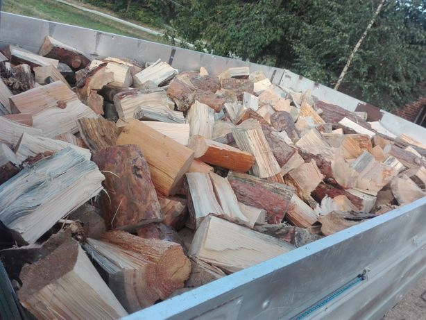 Drewno do pieca opał