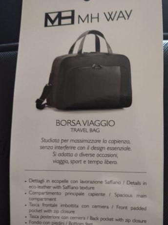 Сумка для подорожей. Італія
