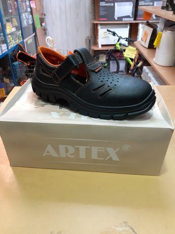 Sandały Robocze Artex Rozmiar 41 Nowe