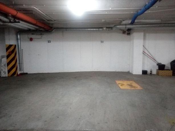 Wynajem - miejsce postojowe w garażu podziemnym
