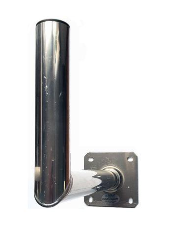 Uchwyt do anteny ścienny aluminiowy 45 cm solidny