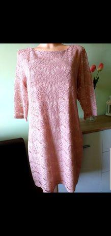 Koronkowa sukienka firmy NEW LOOK, rozmiar 42