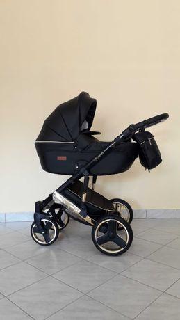 Дитяча універсальна коляска 2 в 1 Mikrus Comodo Gold 28