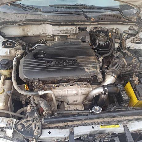 Двигун Nissan Almera n16 2.2 дизель