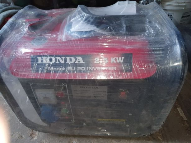 Agregat Honda EU20 inverter 2,5 kw
