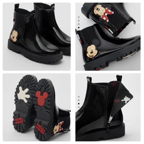 Ботинки Zara, р 34, р35, р36