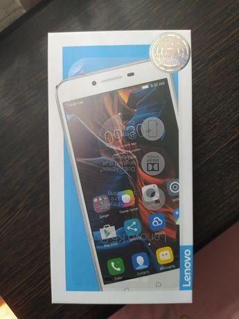 Упаковка от телефона Lenovo A6020