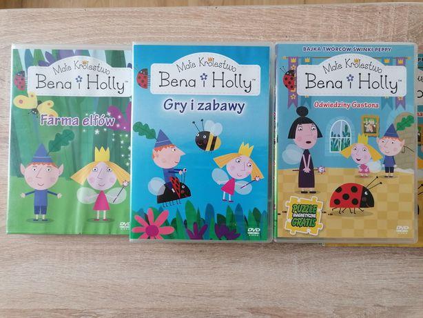 Bena i Holly bajka na DVD