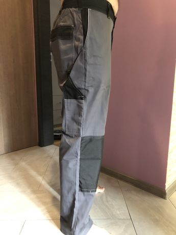 Spodnie robocze XL, L