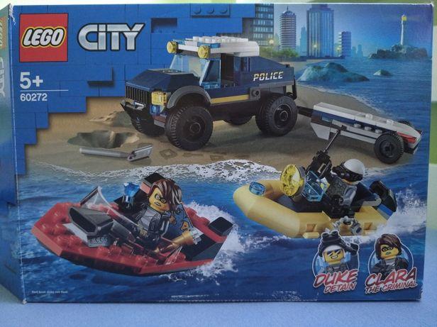 LEGO city 60262 policja