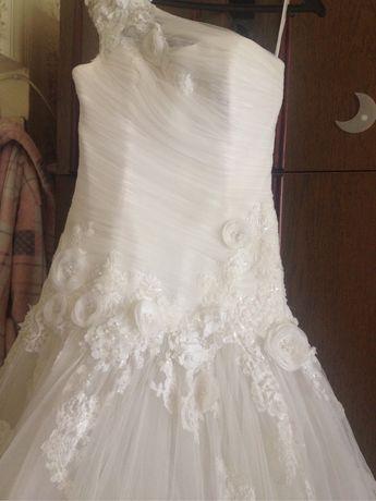 Свадебное платье blue by enzoani floro