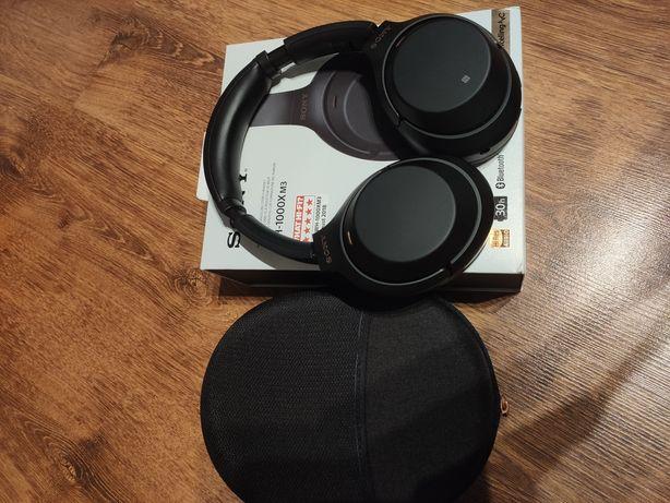 Słuchawki bluetooth WH-1000XM3