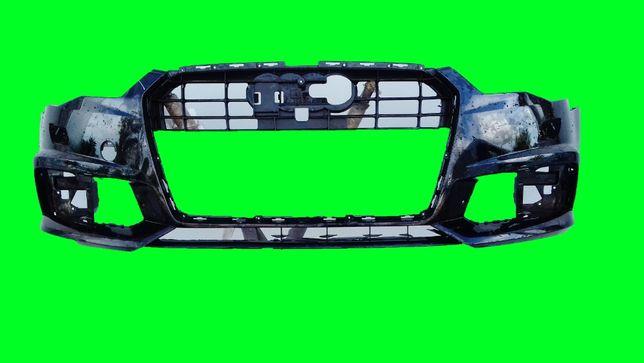 Zderzak przedni przód AUDI A6 4G S-LINE lift
