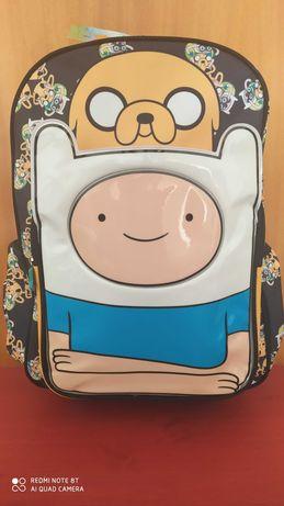 Troley 3D Adventure Time com portes incluídos