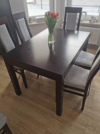 Stół i 6 krzeseł. Okazja!