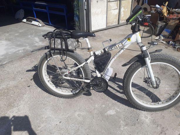 фетбайк электровелосипед велосипед