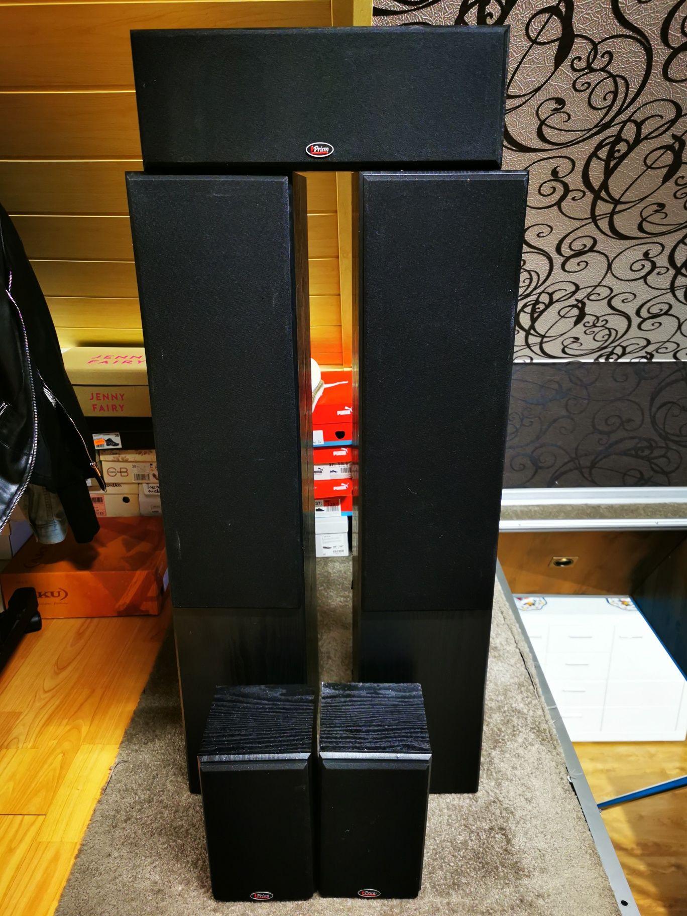 Zestaw głośników Prism Onyx 100