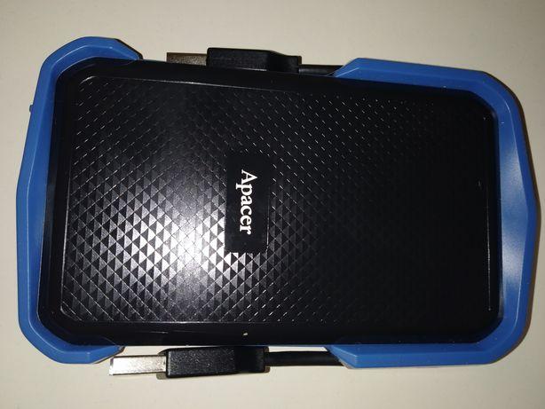 Внешний жёсткий диск APACER AC631 1TB Blue (AP1TBAC631U-1)