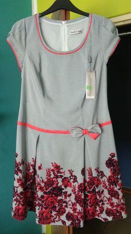"Nowa sukienka ""Ada"" Modern Line Renata Malinowska"