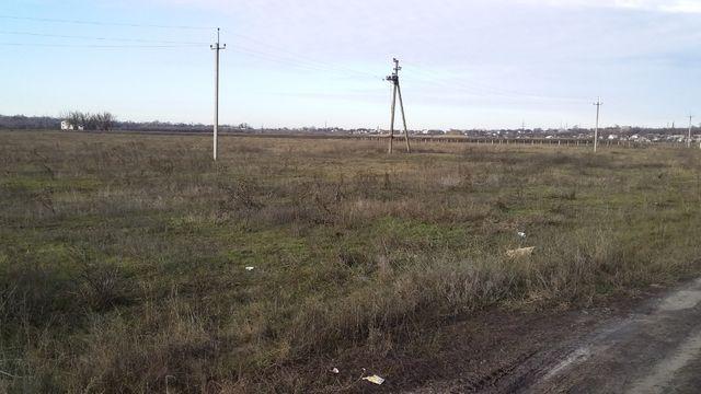 Участок 15 соток, Днепропетровская область, Царичанка.