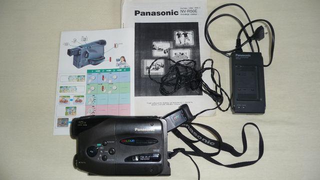 Kamera video VHS-C Panasonic