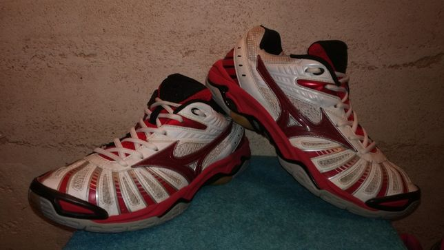 Buty do piłki ręcznej MIZUNO WAVE STELTH 2 r.40,5 stan idealny