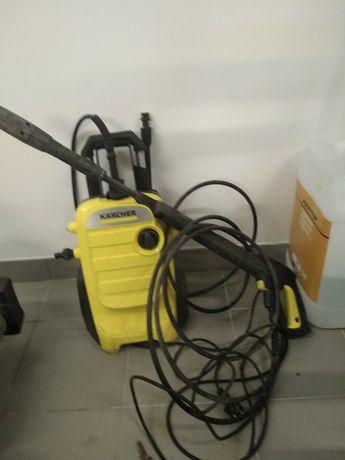 Máquina Lavadora Alta Pressão Aluguer Diário