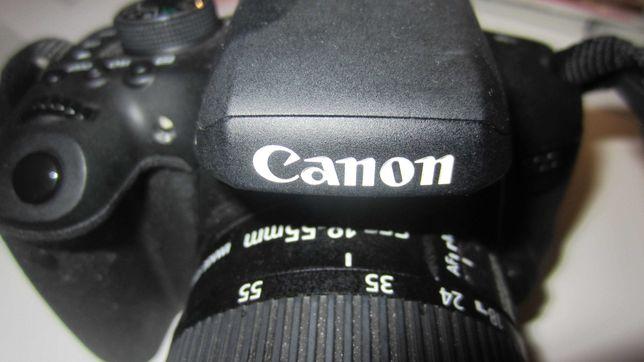 Canon 750 D - como nova