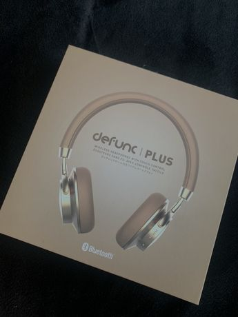 Słuchawki bezprzewodowe defunc plus