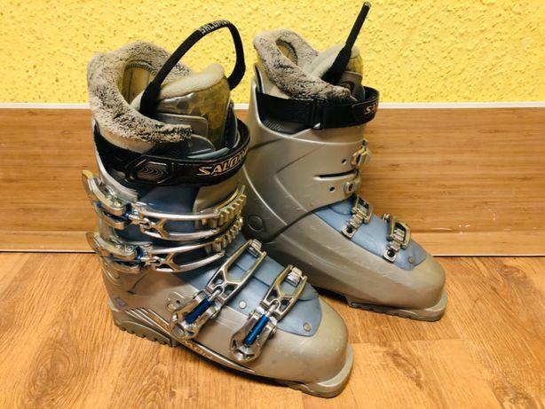 buty narciarskie SALOMON - rozmiar 26 - 41,1/3 - wkładka 26-26,5cm